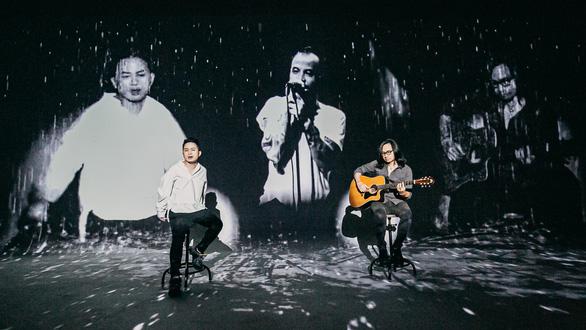 Dự án đặc biệt Tùng Dương song ca với cố nhạc sĩ Trần Lập - Ảnh 2.