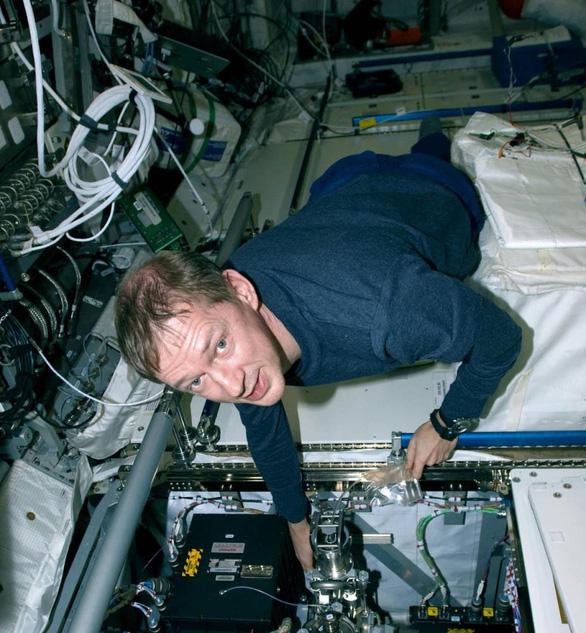 Phòng dịch cho phi hành gia trên Trạm ISS như thế nào? - Ảnh 1.