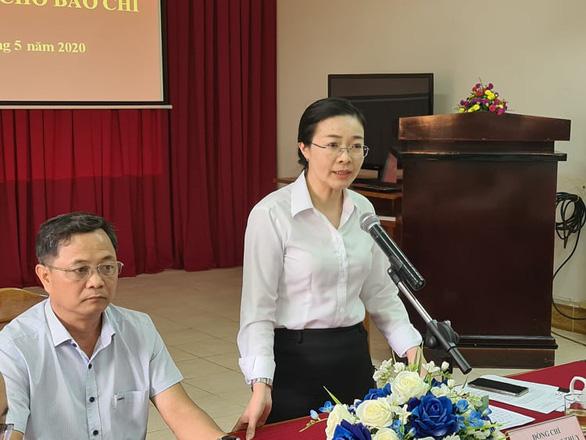Bị cáo nhảy lầu tự tử sau tuyên án: TAND tỉnh Bình Phước nói hoàn toàn công tâm, vô tư - Ảnh 4.