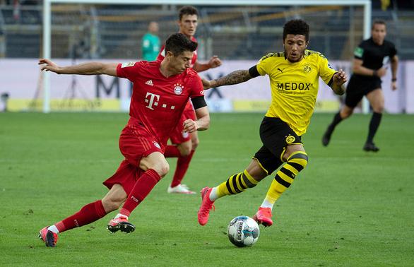 Vòng 29 Giải vô địch Đức (Bundesliga): Còn ai cản nổi hùm xám? - Ảnh 1.