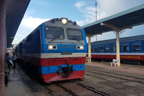 Chưa chuyển Tổng công ty Đường sắt về Bộ Giao thông vận tải - Ảnh 1.