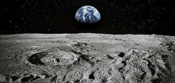 NASA muốn cùng Cơ quan vũ trụ Nga xây trạm vũ trụ gần Mặt trăng - Ảnh 1.