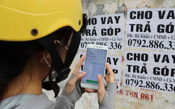 App Trung Quốc truy sát, vay 2 triệu phải trả 54 triệu, chậm trả bị ghép ảnh sex tung lên mạng - Ảnh 1.