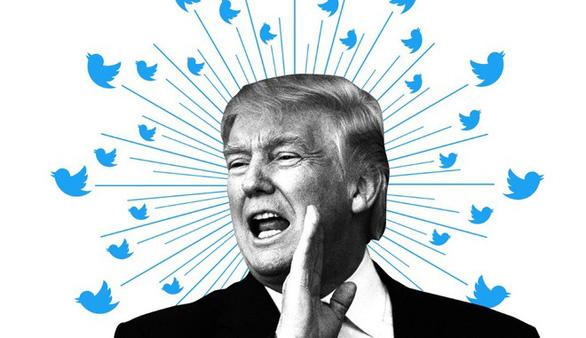 Đại chiến Trump - Twitter - Ảnh 1.