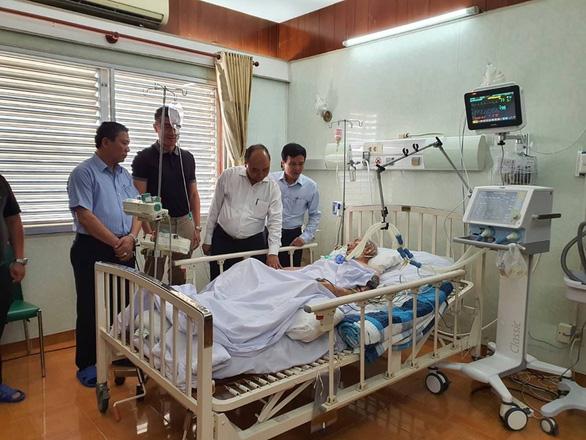 Thủ tướng thăm 'người thầy của những nhà tình báo huyền thoại' - Ảnh 1.