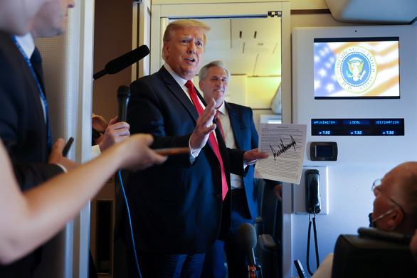 Ông Trump dời lịch họp G7, nói G7 vô cùng lỗi thời nên mời thêm các nước tham gia - Ảnh 1.