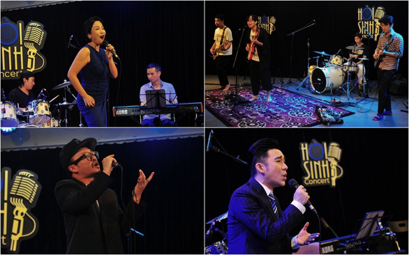 30 nghệ sĩ cùng hát về tình người hút hơn nửa triệu lượt khán giả trực tuyến - Ảnh 4.