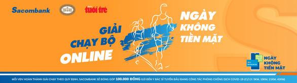 Chạy bộ hưởng ứng Ngày không tiền mặt 2020: Lan tỏa niềm đam mê thể thao - Ảnh 3.