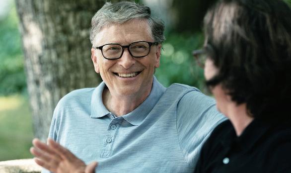 Có gì Bên trong bộ não của Bill Gates? - Ảnh 1.