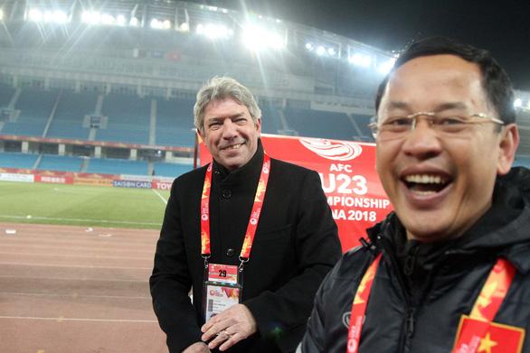 Bóng đá Việt Nam sắp chia tay giám đốc kỹ thuật giỏi người Đức - Ảnh 1.