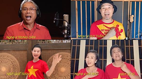 MV Niềm tin chiến thắng ra mắt, tôn vinh nỗ lực chống dịch của Việt Nam - Ảnh 3.