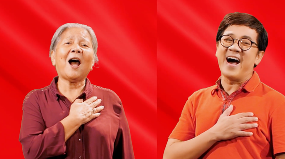 MV Niềm tin chiến thắng ra mắt, tôn vinh nỗ lực chống dịch của Việt Nam - Ảnh 2.
