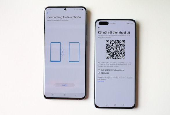 Nhân bản ứng dụng trên smartphone cũ sang Huawei P40 Pro nhanh, gọn, lẹ - Ảnh 3.