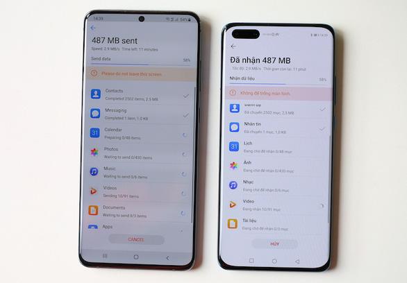 Nhân bản ứng dụng trên smartphone cũ sang Huawei P40 Pro nhanh, gọn, lẹ - Ảnh 5.