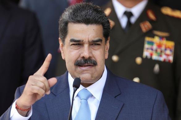 Venezuela tuyên bố bắt 2 công dân Mỹ tham gia lật đổ Tổng thống Maduro - Ảnh 1.