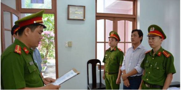 Nhận hối lộ, 2 cán bộ Chi cục Thủy sản Quảng Nam bị khởi tố  - Ảnh 1.