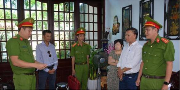 Nhận hối lộ, 2 cán bộ Chi cục Thủy sản Quảng Nam bị khởi tố  - Ảnh 2.