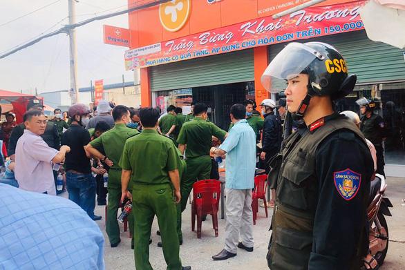 Công an Đồng Nai bắt băng Loan cá chuyên trấn lột, bảo kê tiểu thương - Ảnh 3.