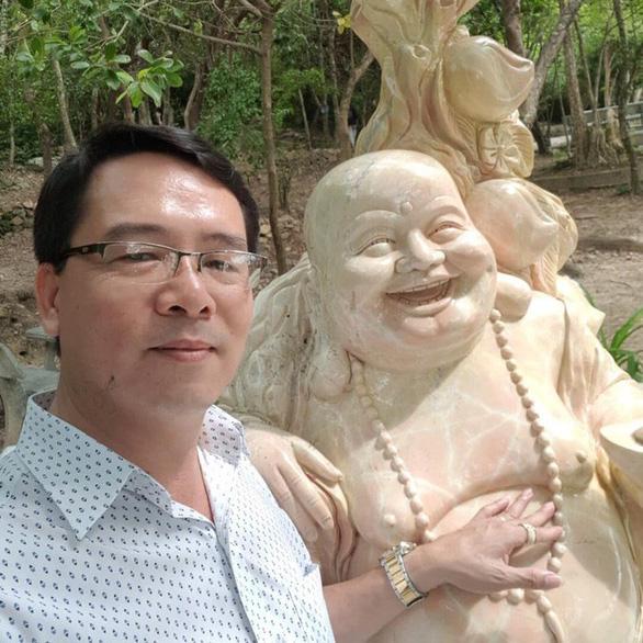 Bắt nguyên phó giám đốc Sở LĐ-TB&XH Bình Định bị truy nã đặc biệt nguy hiểm - Ảnh 1.