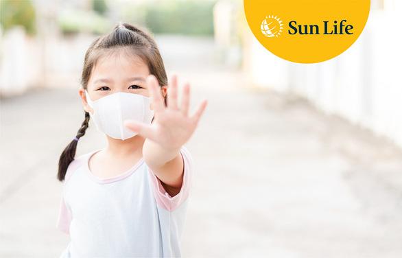 Sun Life Việt Nam đóng góp 1 tỉ đồng phòng chống COVID-19 - Ảnh 1.