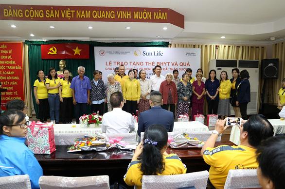 Sun Life Việt Nam đóng góp 1 tỉ đồng phòng chống COVID-19 - Ảnh 2.