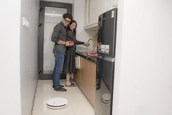 Biến công nghệ trở thành trợ thủ đắc lực với Mi Robot Vacumm Mop - Ảnh 3.