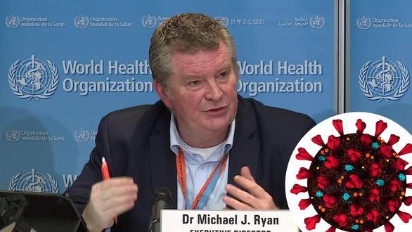 WHO: Mỹ chưa gửi bằng chứng, tuyên bố về nguồn gốc COVID-19 là suy đoán - Ảnh 1.