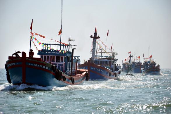 Trung Quốc thông báo tạm ngừng đánh cá: không có giá trị trên vùng biển chủ quyền Việt Nam - Ảnh 1.