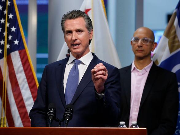 California là bang đầu tiên ở Mỹ vay tiền liên bang trợ cấp thất nghiệp - Ảnh 1.