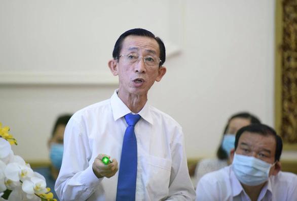 """Bí thư Thành ủy TP.HCM Nguyễn Thiện Nhân: """"Nỗ lực ngăn chặn doanh nghiệp phá sản"""" - Ảnh 3."""