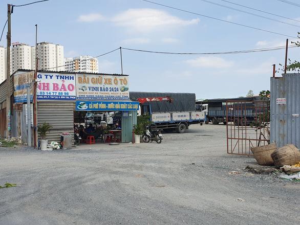 Công an Bình Tân phải báo cáo vụ chủ xe mất gần 13 triệu tiền gửi xe bị tạm giữ - Ảnh 3.