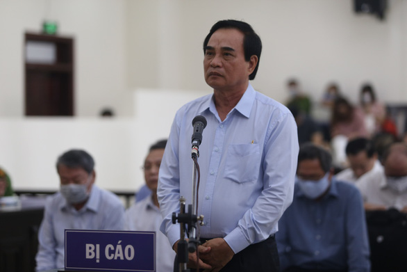 Cựu chủ tịch Đà Nẵng Văn Hữu Chiến kêu 'bị kết tội oan' - Ảnh 1.
