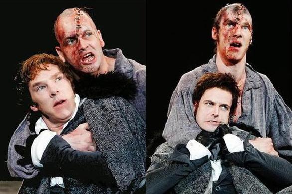 Vở kịch Frankenstein: Tình yêu từ trái tim quái vật - Ảnh 2.