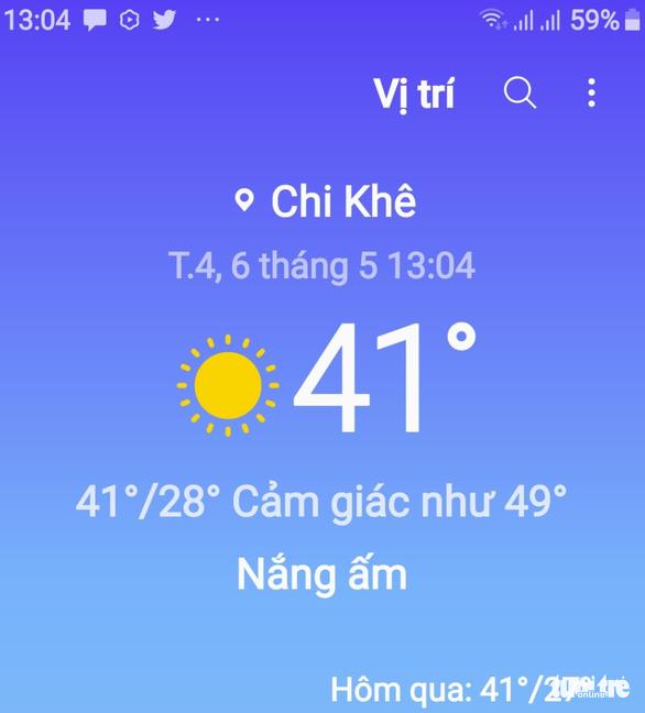 Nghệ An nắng nóng hơn 40ºC, dân đổ ra suối 'giải nhiệt' - Ảnh 2.