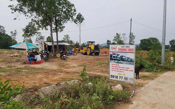 Buông lỏng quản lý, Phú Quốc bị băm nát vì phân lô tách thửa, giá đất bị đẩy lên gấp trăm lần - Ảnh 1.