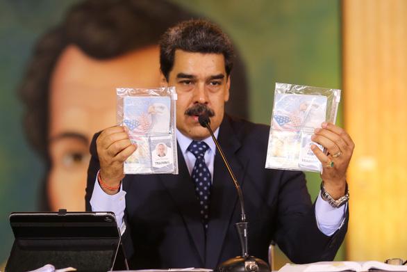Venezuela kể hậu trường lính đánh thuê Mỹ muốn bắt ông Maduro đưa về Mỹ - Ảnh 1.