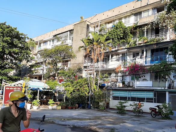 Quy hoạch các lô số cư xá Thanh Đa: nhà quá cao, dân số quá đông - Ảnh 1.