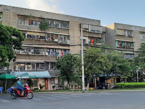 Quy hoạch các lô số cư xá Thanh Đa: nhà quá cao, dân số quá đông - Ảnh 2.