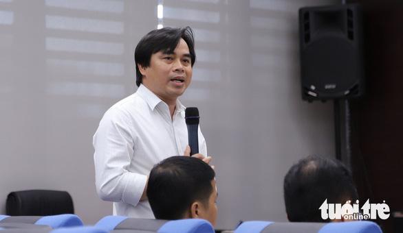 Giám đốc sở ở Đà Nẵng cùng gia đình bị nhắn tin đe dọa - Ảnh 1.