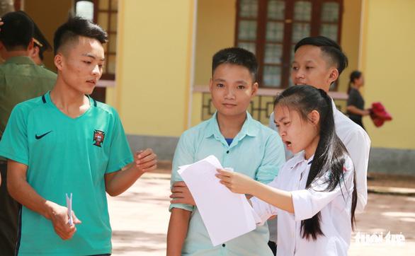 Nghệ An không thi học sinh giỏi tỉnh lớp 9 và 11 năm nay - Ảnh 1.
