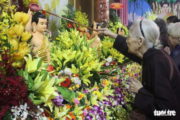 Gửi thông điệp nhân loại phải thức tỉnh dịp lễ Phật đản - Ảnh 6.