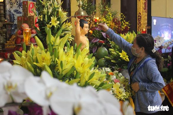 Gửi thông điệp nhân loại phải thức tỉnh dịp lễ Phật đản - Ảnh 5.