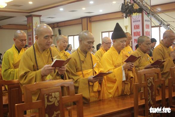 Gửi thông điệp nhân loại phải thức tỉnh dịp lễ Phật đản - Ảnh 2.