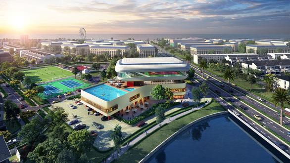 Tiềm năng phân khu cửa ngõ của Đô thị sinh thái thông minh Aqua City - Ảnh 3.