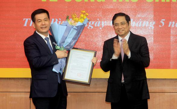 Bí thư Tỉnh ủy Thái Bình giữ chức phó trưởng Ban Tuyên giáo trung ương - Ảnh 1.