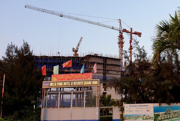 Phạt 40 triệu đồng khách sạn xây 5 tầng rồi... mới có giấy phép xây dựng - Ảnh 1.