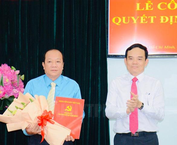 Đại tá Trần Thanh Trà làm phó trưởng Ban nội chính Thành ủy TP.HCM - Ảnh 1.