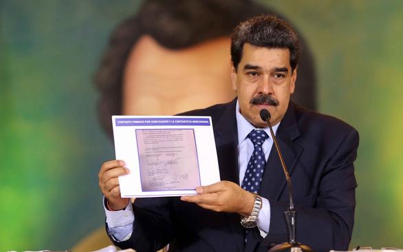 Bí ẩn lính đánh thuê xâm nhập Venezuela - Ảnh 1.
