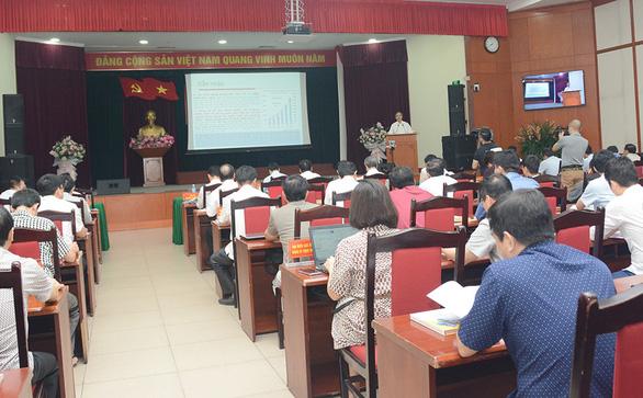 Ông Nguyễn Văn Bình: Giá điện thấp thì không thể kêu gọi đầu tư - Ảnh 1.