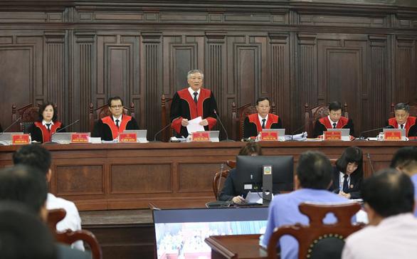 Hội đồng thẩm phán biểu quyết bác kháng nghị vụ Hồ Duy Hải - Ảnh 1.